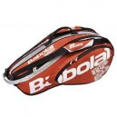 Raqueteira Babolat Holder X6 Team 135 anos